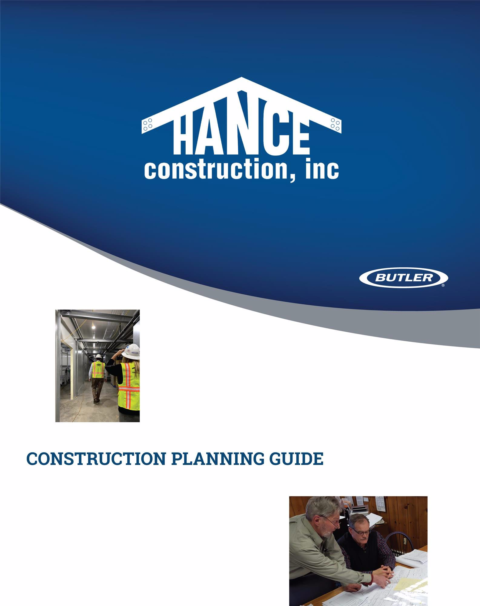 Hance - Construction Planning Guide