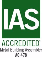 IAS AC478 Accreditation Vertical Logo
